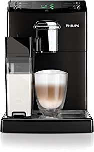 Philips HD8847/014000Series Automatic Coffee Machine, Coffees Witch and Integrated Milk Carafe, Black