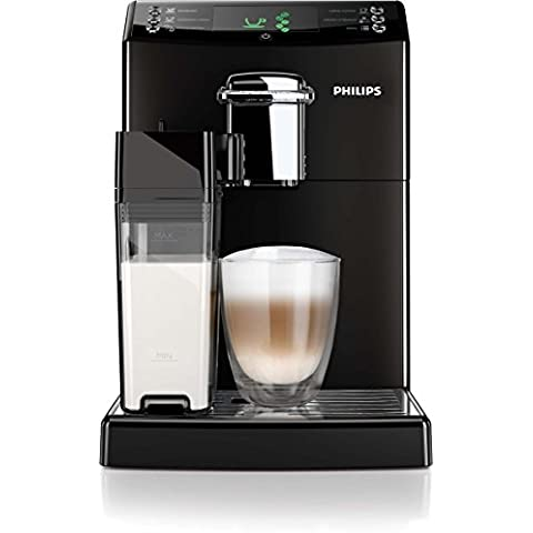 Philips HD8847/01 - Cafetera automática, 1.8 l, 1850 W, color negro