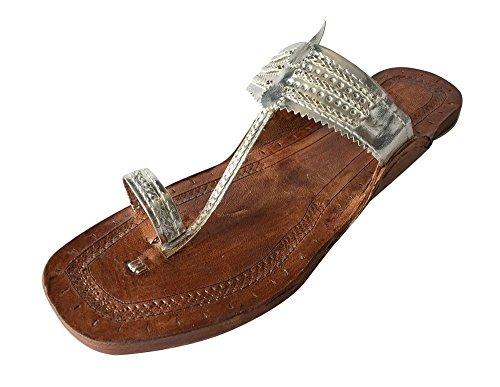 Step n Style Paso n estilo indio hecho mano piel Kolhapuri