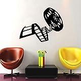 Reel Of Movie Film Adesivo da parete in vinile Cinema Film Decor per soggiorno Murale Art Stickers da parete Film Studio Decor 56 * 35CM