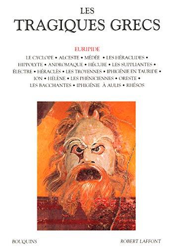 Les Tragiques grecs, tome 2 par Euripide