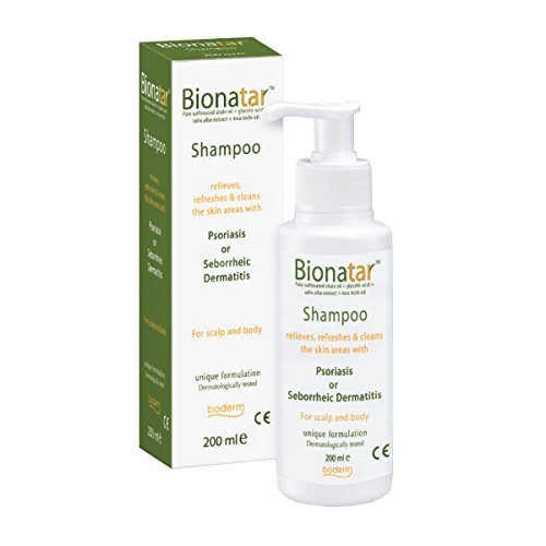Bionatar Dermatitis And Psoriasis Shampoo 200ml