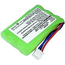subtel® Batería premium para Bang & Olufsen BEOCOM 6000 (700mAh) 3HR-AAAU,70AAAH3BMXZ,T373 bateria de repuesto, pila reemplazo, sustitución