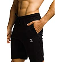 Azani Mesh Paneled Gym Shorts