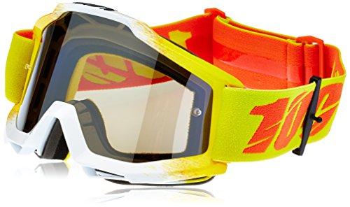 100% Prozent Accuri Goggle Brille Verspiegelt DH MTB MX Downhill Mountain Bike Moto Cross, HU-GOG-0020, Modell Zest