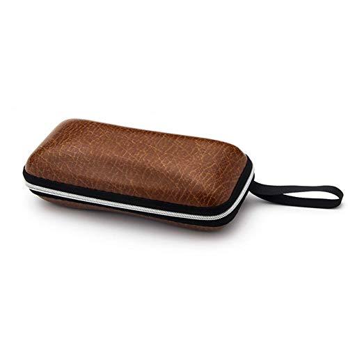 Preisvergleich Produktbild Weimay Reißverschluss Brillenetui Hardcase Sonnenbrille Brillenbox Brillen Schutztasche Schockabsorbierend