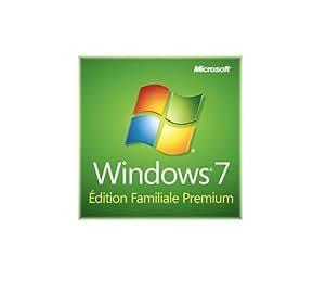 Windows 7 Edition Familiale Premium OEM 32 bits - 3 postes