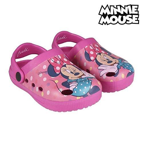 Ciabatte chiuse minnie mouse 73028 rosa 29