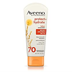 Aveeno Aveeno Active Naturals Protect Plus Hydrate Lotion SPF 70