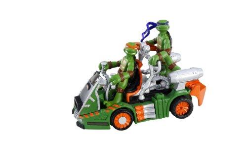 Teenage Mutant Ninja Turtles TMNT Mini Moto-Slider Michelango - Mini Moto-slider
