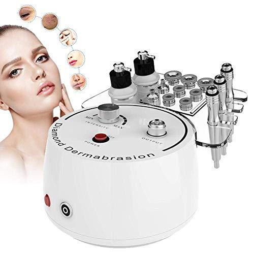3 in 1 Diamant Microdermabrasion Dermabrasion Maschine Gesichtsschönheit Instrument für den Heimgebrauch -