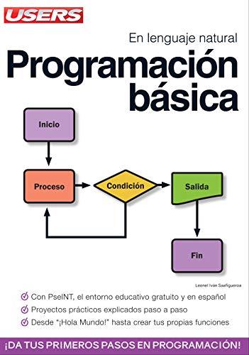 Programación Básica: En lenguaje natural eBook: Saafigueroa ...