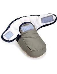 Baby Jungen Mädchen Klettverschluss Winter Warm Stiefel Crib Shoes