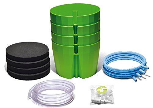 hydro-farmer-juego-de-macetas-19-piezas-18-cm-de-diametro-sistema-de-cultivo-incluye-4-macetas-4-ani