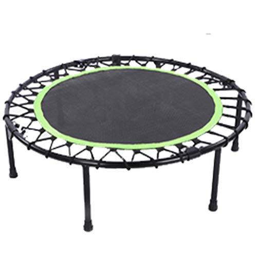XYWLYLHOME Tragbares Fitness-Trampolin - Elastisches Bett - Kinder-Indoor-Trampolin - Trampolin FüR Erwachsene - Faltbar