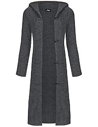 Etwas Neues genug Suchergebnis auf Amazon.de für: strickjacke mit kapuze in grau &FB_23