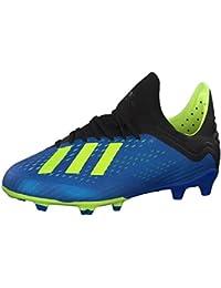 the best attitude c391b 35877 adidas Unisex-Erwachsene X 18.1 Fg J Fußballschuhe