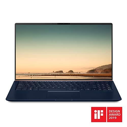 ASUS ZenBook 15 Ultra-Slim Compact Laptop 15.6
