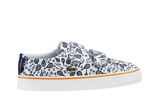 Lacoste Unisex-Kinder Marcel Chunky 217 1 Bässe Mehrfarbig (Pnk/wht) 37 EU (Lacoste Marcel Sneaker Kinder)