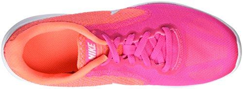 Rosa Branco Nike rosa Mulheres 3 Execução brilhante Manga Revolução de jato Sapatos qqXSxpwZ