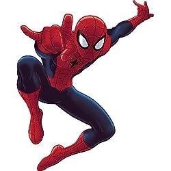 RoomMates RMK1796GM - Pegatinas de pared, diseño Spiderman gigante
