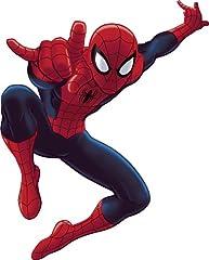 Idea Regalo - RoomMates 17960 - Spiderman Adesivo da Parete Gigante