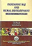 Panchayat Raj and Rural Development