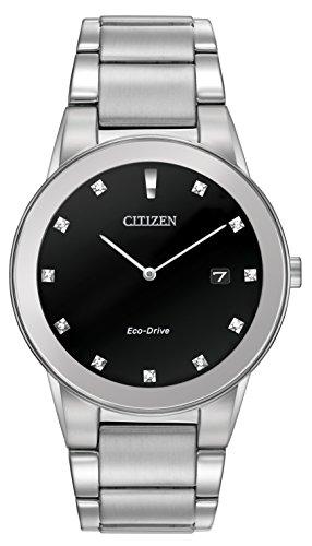 citizen-au1060-51g-montre-bracelet-mixte-acier-inoxydable-couleur-argent