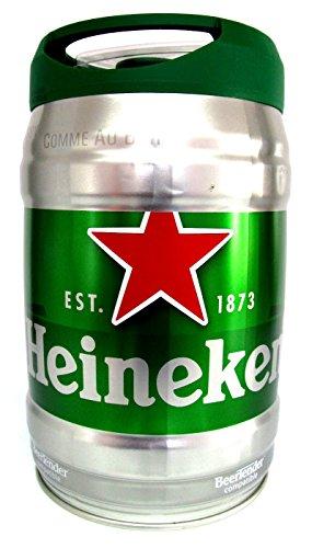 Fût 5L Beertender Heineken