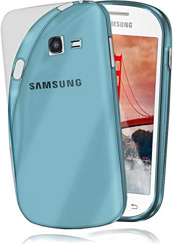 120f1c5cd01 Funda protectora OneFlow para funda Samsung Galaxy Trend / Trend Plus Carcasa  silicona TPU 0,