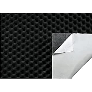 Hama | Sound Insulation Mat | Self-Adhesive for Easy Application