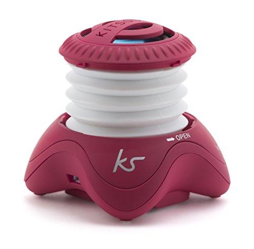 kitsound-invader-mini-altavoz-portatil-rosa