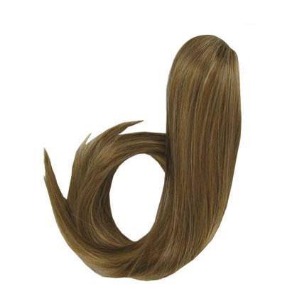 folmech fancy clip 45cm synthetiques blond meche