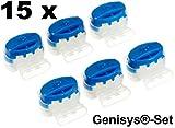 Genisys®-SET: 15 Kabelverbinder für Husqvarna Automower + Gardena