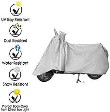 Guance Grey Waterproof Body Cover for Suzuki Burgman 125