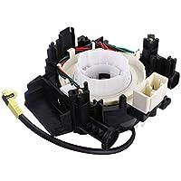 Accesorio auto del coche Reloj espiral del cable Bobina del anillo de Spring Airbag Compatible para Nissan Navara Pathfinder 05-13 25567 EB301