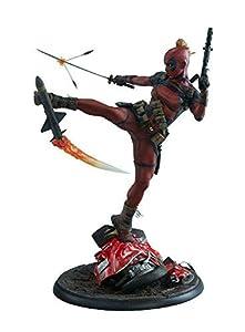 Sideshow SS300546 Collectibles - Figura de Mujer con diseño de Deadpool