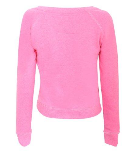 PILOT® lola LA haut sweatshirt imprimé en rose Rose Jeu En