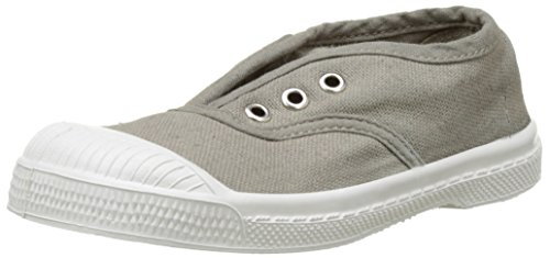 Bensimon Tennis Elly Enfant, Baskets mode mixte enfant Beige (Beige Mastic)