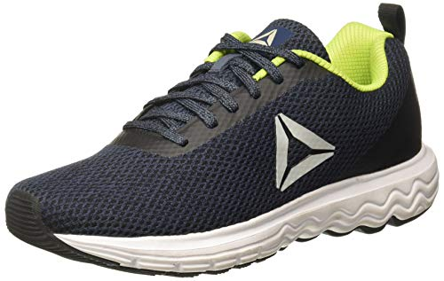 8. Reebok Men's Zoom Runner Smoky Indigo/Black Running Shoes