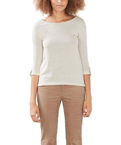 edc by Esprit T-Shirt Donna Grigio (Ice 3 057)