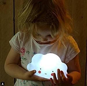 Wolken LED Nachtlampe/Kinderlampe/Nachtlicht/Wandleuchte für Schlafzimmer,Kinderzimmer,Babyzimme