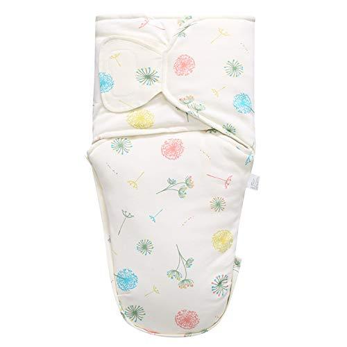 DYMAS Neugeborenes Baby Anti-Shock springen Kleinkind Schlafsack Anti-Kick Quilt Tasche von Baby Supplies Kind Handtuch Herbst/Winter (Tasche Quilt)
