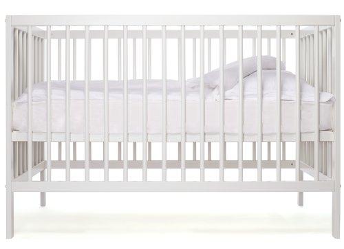 mokee mini baby cot white at shop ireland. Black Bedroom Furniture Sets. Home Design Ideas