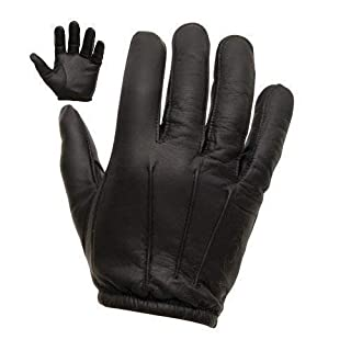 Alpha Tactical Spectra Anti-slash Leather Gloves (Large)