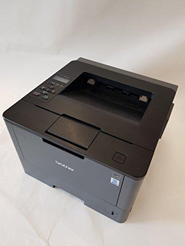 Brother HL-L5000D Duplex Laserdrucker Speed Drucker 40Seiten/Min inkl. XXL 2X Rebuilt Toner + 1x Drum (Blatt Optionale Papierzuführung)