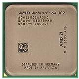 AMD Athlon 64 X2 5600 + Brisbane 2,9 GHz 2 x 512KB L2 Cache Socket AM2 65W Dual-Core-Prozessor