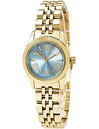 Michael Kors MK3271 - Reloj con correa de acero para mujer, color azul / gris