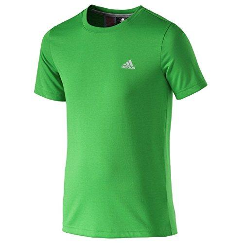 Adidas yb prime tee pool training (kinder) reagrn, Größe Adidas:140