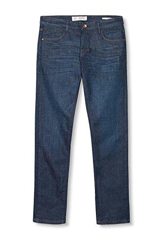 Esprit 126ee2b004-5 Pocket, Jeans Homme Bleu (BLUE DARK WASH 901)